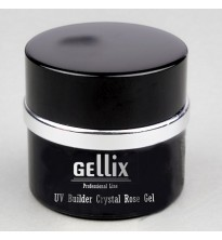"UV Rožinis Gelis ""Builder Crystal Rose"" 50ml."