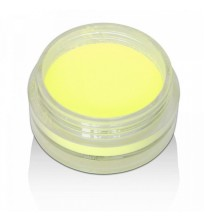 "Akrilo pudra  ""Neon Yellow powder"""