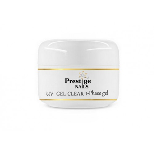 "1-Phase  Gel ""Prestige"" Skaidrus 50ml"