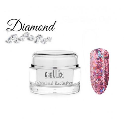 'Diamond' efekto gelis Nr.3