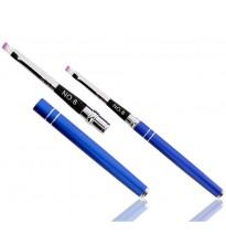 Sudedamas mėlynos spalvos teptukas geliui Dydis Nr.6