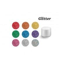 """""""Glitter"""" gelio rinkinys"""